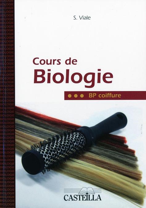 COURS DE BIOLOGIE AU BP COIFFURE