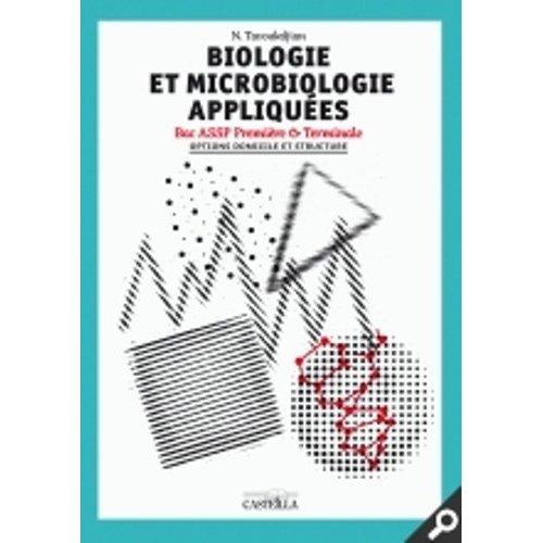 BIOLOGIE ET MICROBIOLOGIE APPLIQUEES 1ER