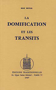 DOMIFICATION ET LES TRANSITS (LA)