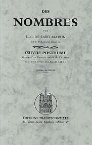 DES NOMBRES PAR L.-C. DE SAINT-MARTIN