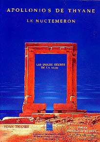 NUCTEMERON (LZ) - LES DOUZES HEURES DE LA NUIT DE APOLLONIOS DE THYANE