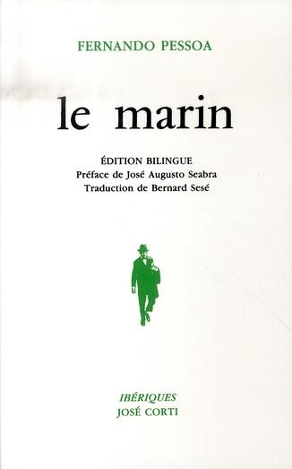 LE MARIN DRAME STATIQUE EN UN TABLEAU - [ED. BILINGUE]