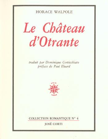 CHATEAU D OTRANTE