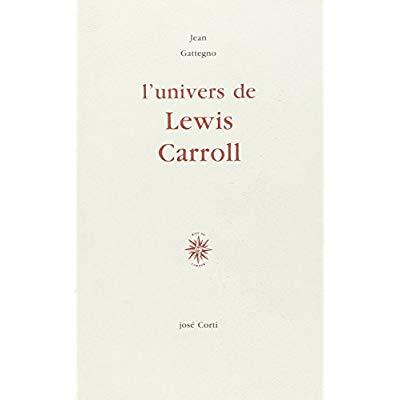 L'UNIVERS DE LEWIS CARROLL