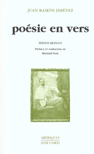 POESIE EN VERS 1917-1923
