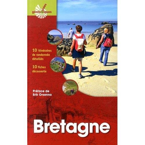 BRETAGNE GUIDE GEOLOGIQUE