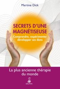 SECRETS D'UNE MAGNETISEUSE