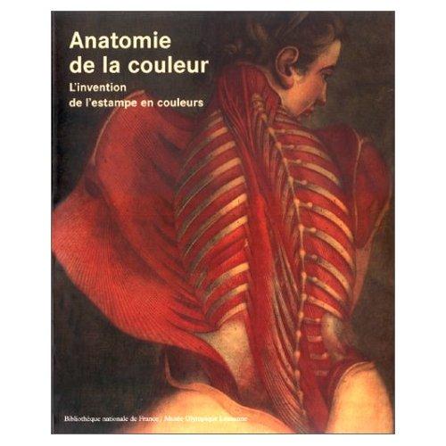ANATOMIE DE LA COULEUR
