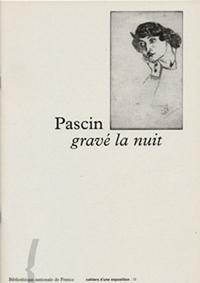 PASCIN GRAVE LA NUIT CAHIER EXPO 1997