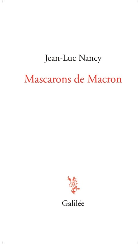 MASCARONS DE MACRON