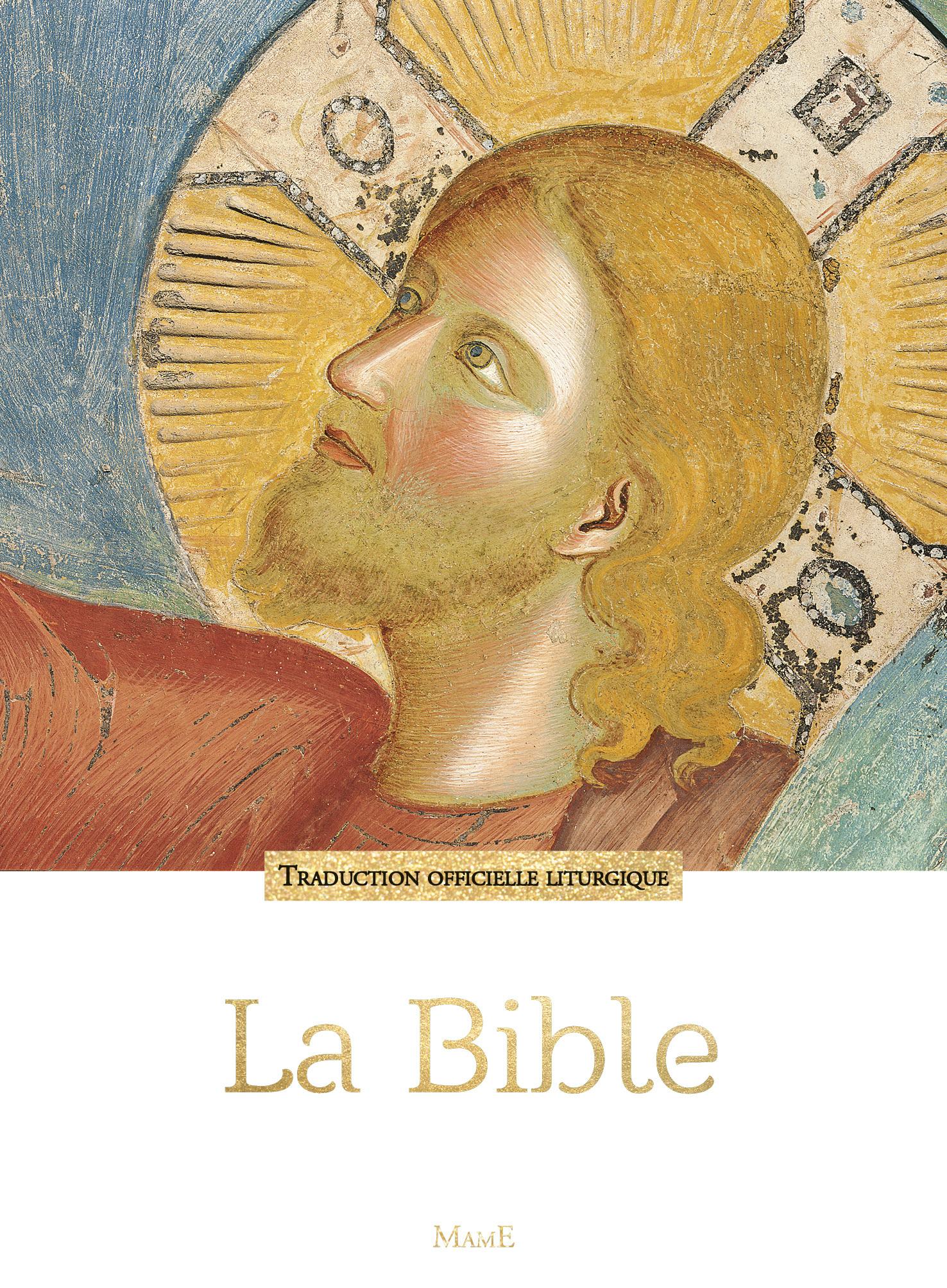 BIBLE - TRADUCTION OFFICIELLE LITURGIQUE - RELIEE PF