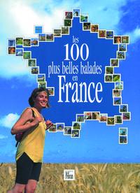 100 BALADES EN FRANCE (BROCHE)