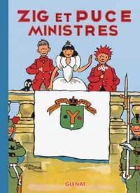ZIG ET PUCE - TOME 10 - ZIG ET PUCE MINISTRES
