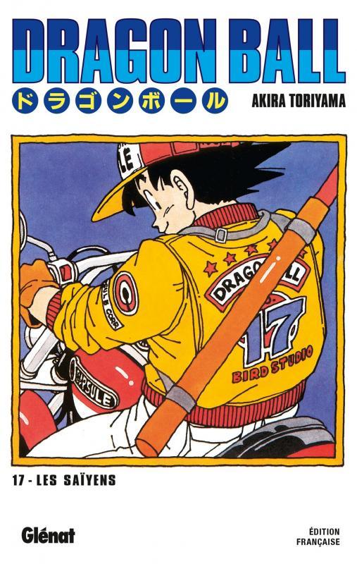 Dragon ball - edition originale - tome 17