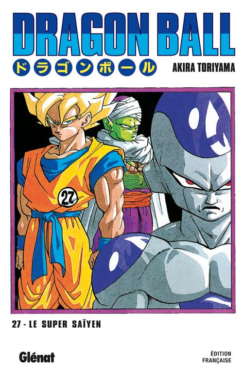 Dragon ball - edition originale - tome 27