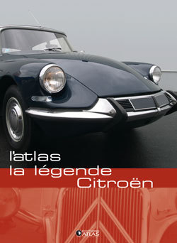 L'ATLAS LA LEGENDE CITROEN