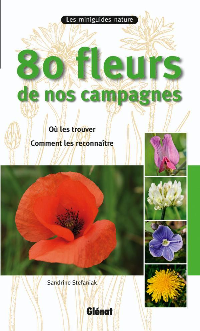 80 FLEURS DE NOS CAMPAGNES