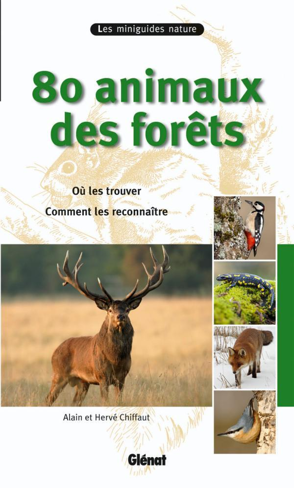 80 ANIMAUX DES FORETS