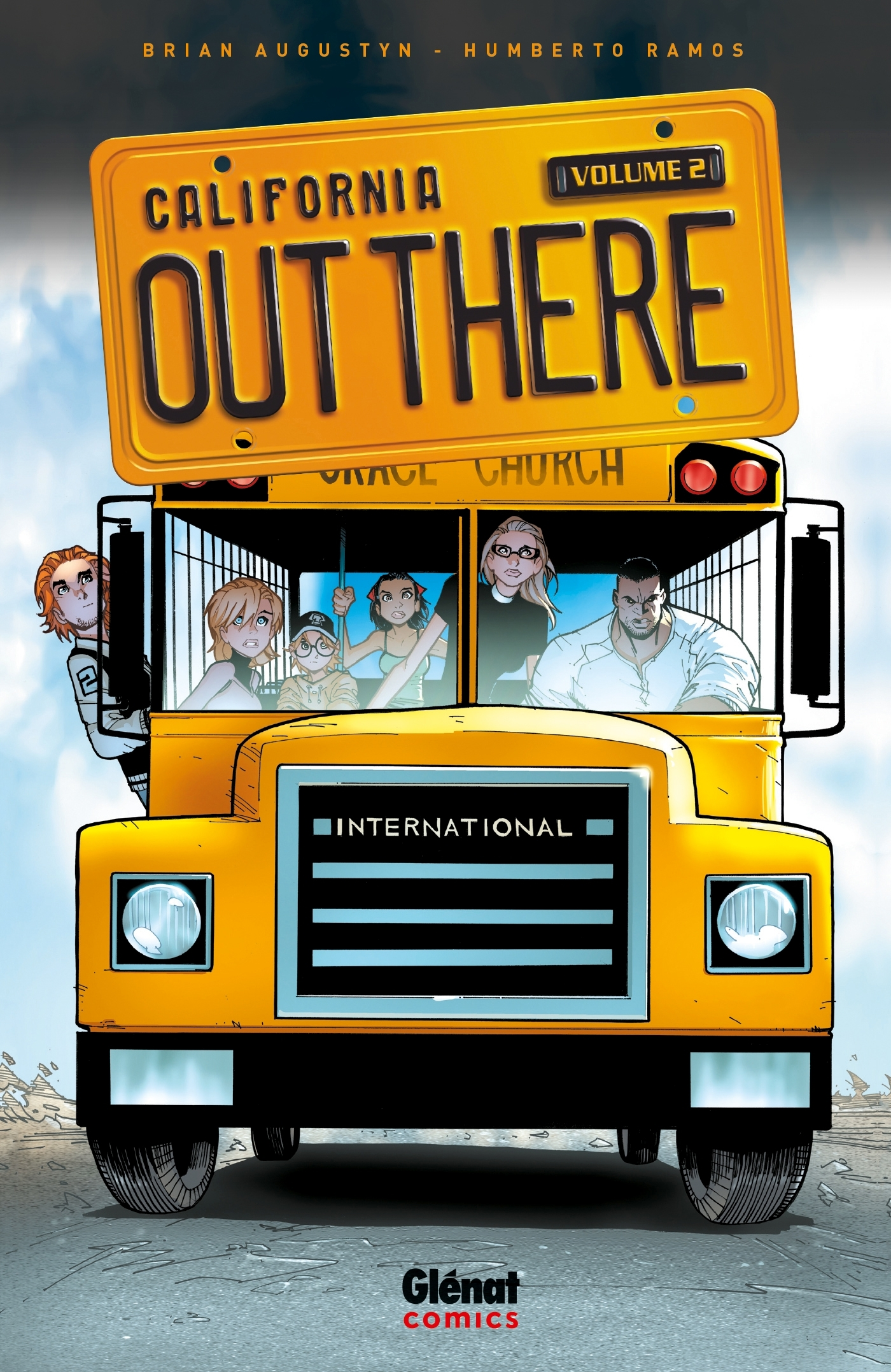 OUT THERE - VOLUME 02