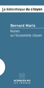 KEYNES OU L'ECONOMISTE CITOYEN