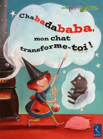 Chabadababa, mon chat transforme-toi !