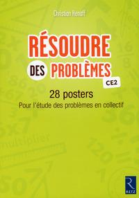 POSTERS RESOUDRE DES PROBLEMES CE2