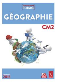 GEOGRAPHIE CM2 + CD