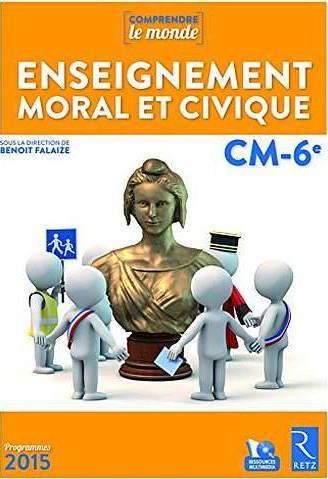 Enseignement moral et civique cycle 3 + cd