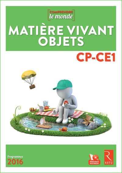 Matiere, vivant, objets cp-ce1