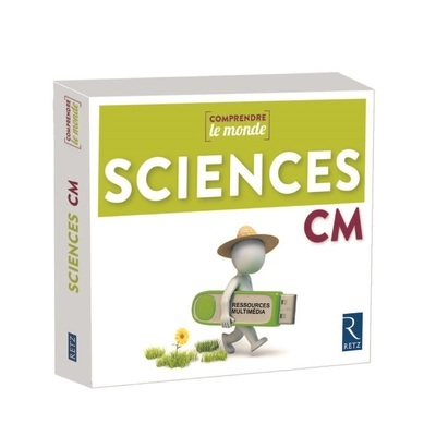 COMPRENDRE LE MONDE - SCIENCES CM - 2017 - RESSOURCE CLASSE - CLE USB