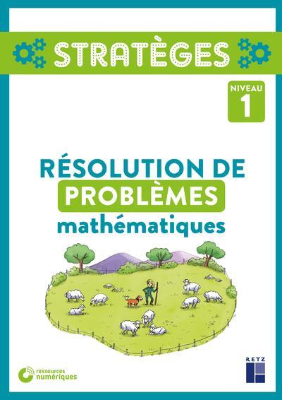 Resolution de problemes mathematiques niveau 1
