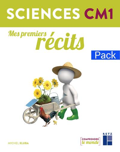 Pack de 6 mes premiers recits sciences cm1