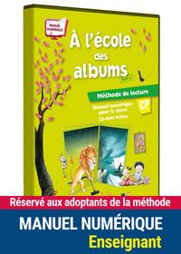 A L ECOLE DES ALBUMS 2 - MANUEL NUMERIQUE ENRICHI PREMIUM ADOPTAN