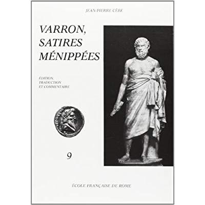 VARRON, SATIRES MENIPPEES, IX