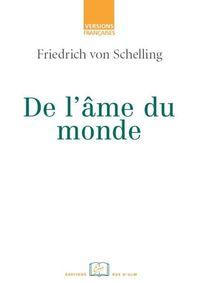 DE L'AME DU MONDE-