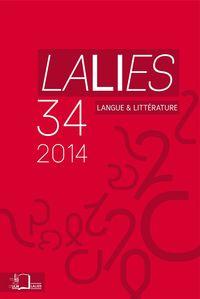 LALIES 34 / 2014