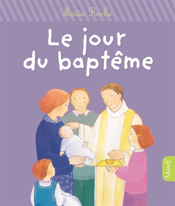 LE JOUR DU BAPTEME - NE