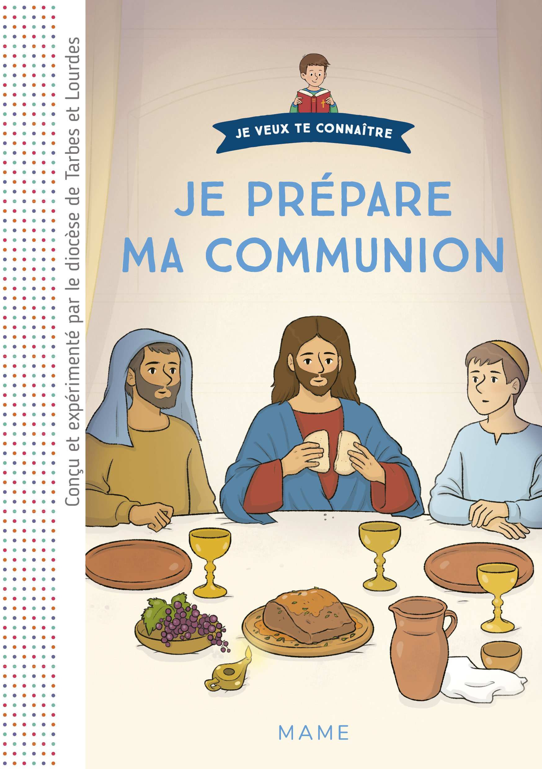 JE PREPARE MA COMMUNION - DOCUMENT ENFANT