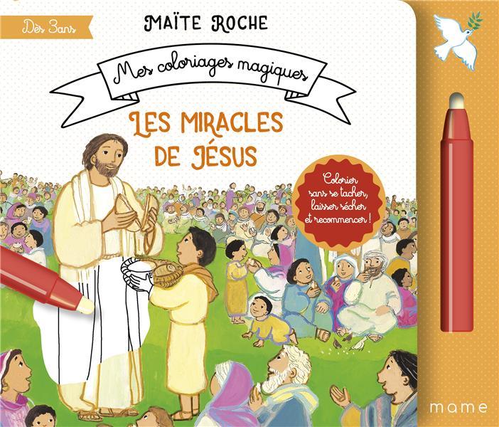 LES MIRACLES DE JESUS