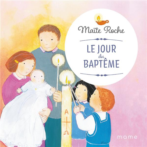 LE JOUR DU BAPTEME
