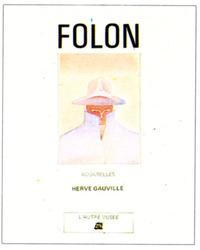 FOLON - AQUARELLES