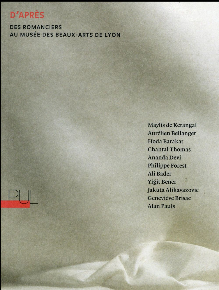 D APRES. DES ROMANCIERS AU MUSEE DES BEAUX ARTS DE LYON