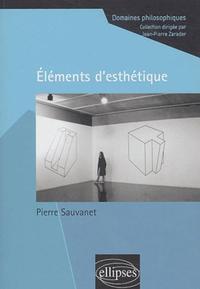 ELEMENTS D'ESTHETIQUE