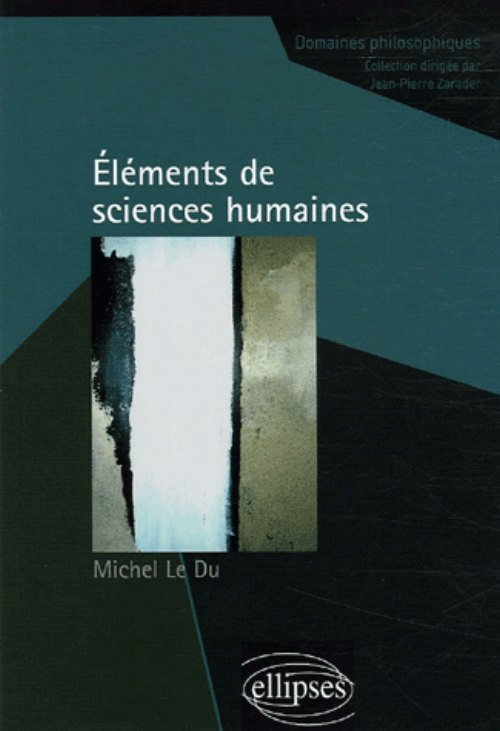 ELEMENTS DE SCIENCES HUMAINES