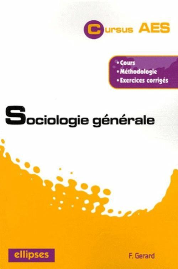 SOCIOLOGIE GENERALE