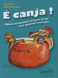E CANJA MILLE ET UNE EXPRESSIONS ET FACONS DE DIRE POUR APPRENDRE LE PORTUGAIS