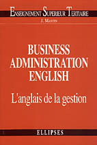BUSINESS ADMINISTRATION ENGLISH