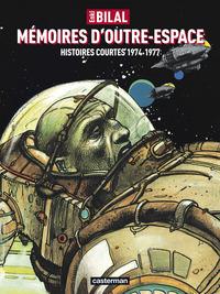 MEMOIRES D'OUTRE-ESPACE - HISTOIRES COURTES 1974-1977