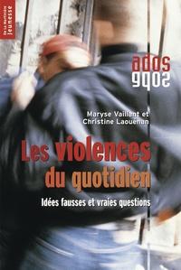VIOLENCES AU QUOTIDIEN  COLL ADOS
