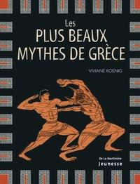 LES PLUS BEAUX MYTHES DE GRECE